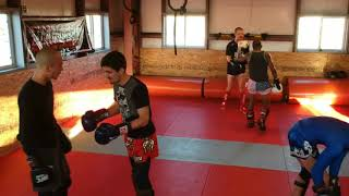 Combat Sport and Fitness