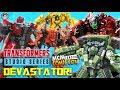 Transformers Studio Series Devastator, Longhaul & Shatter Revealed! (MCM Comic Con London)