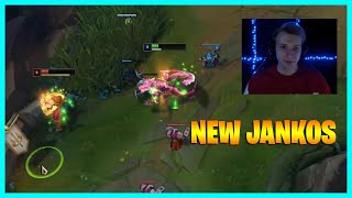 Jankos Has Found His New Role...LoL Daily Moments Ep 1475