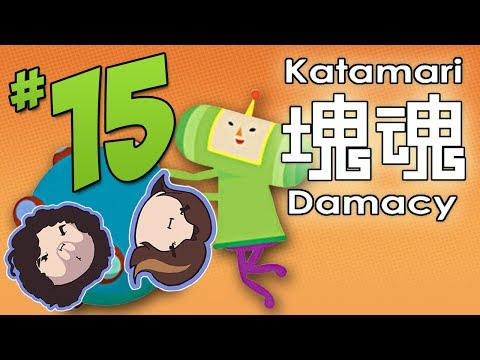 Katamari Damacy: It Gets Big - PART 15 - Game Grumps