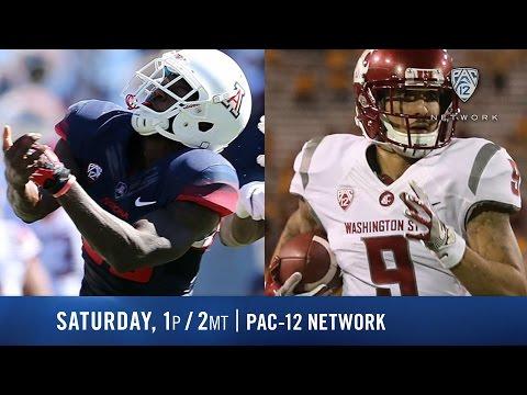 Arizona-Washington State football game preview