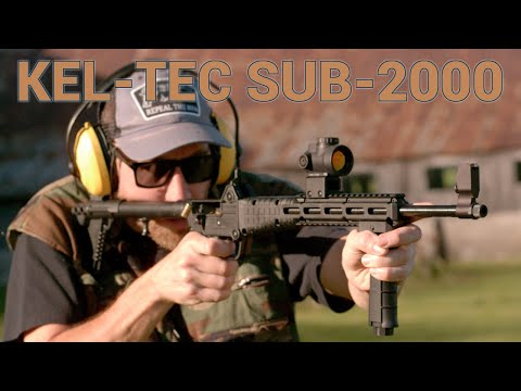 The Kel-Tec SUB-2000 Is A Handy, Reliable And Affordable Carbine