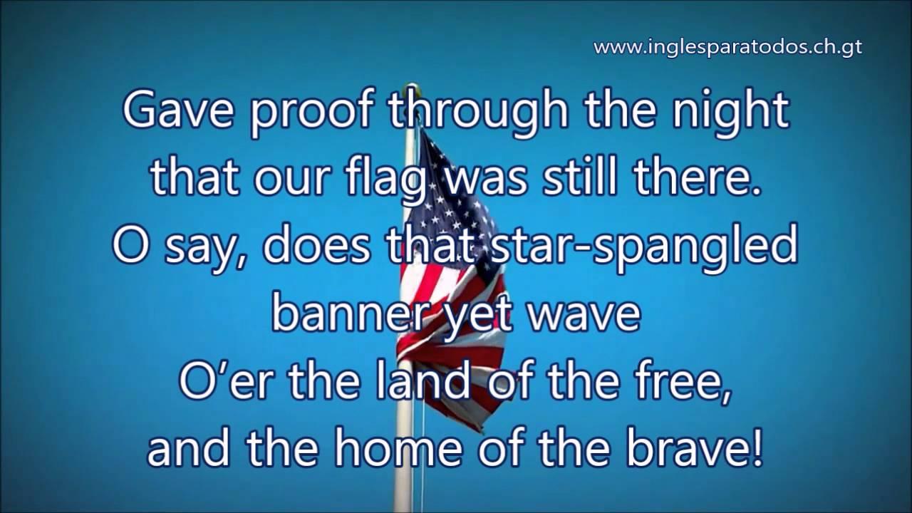 The Star-Spangled Banner - Wikipedia, la enciclopedia libre
