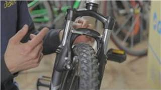 Bicycle Maintenance  : How to Fit Bigger Tires to Your Mountain Bike