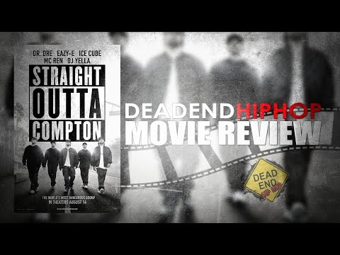 Straight Outta Compton Movie Review | DEHH