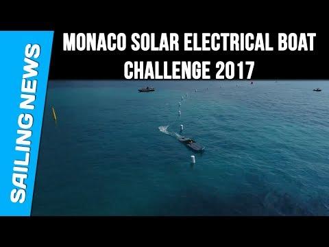 Monaco Solar Electrical Boat Challenge