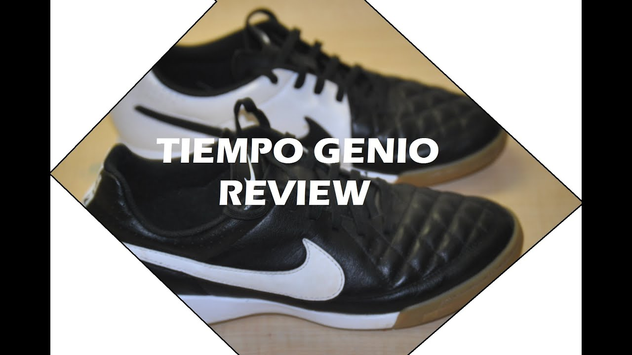 6ee263bf4a8a8 Nike Tiempo Genio IC Review - YouTube