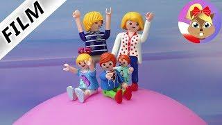 Playmobil Film polski | WRÓBLEWSCY w parku trampolinowym | Wycieczki rodzinne - serial
