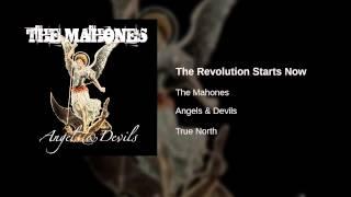 The Mahones - The Revolution Starts Now