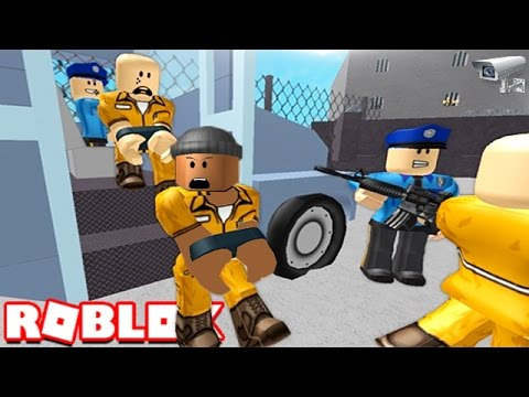 GOING TO PRISON IN ROBLOX (NEW!!!)