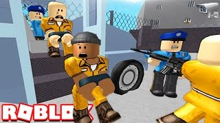 GOING TO PRISON IN ROBLOX (NEU!!!)