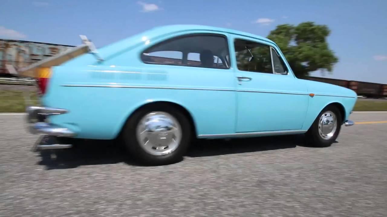 1967 VW 1600 TL FastBack