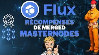 Tutoriel zelcore récupérait les récompenses de masternode merged mining (FLUX)