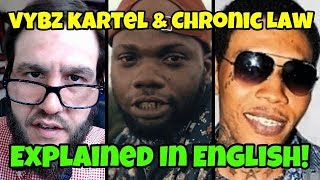 Vybz Kartel x Chronic Law - Can't Kill We (Explained In English!) FREE WORLD BOSS!