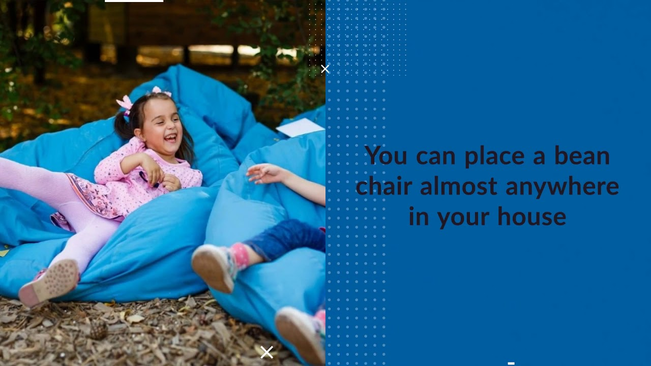 Are Bean Bag Chairs Safe For Kids - Comfy Bean Bags