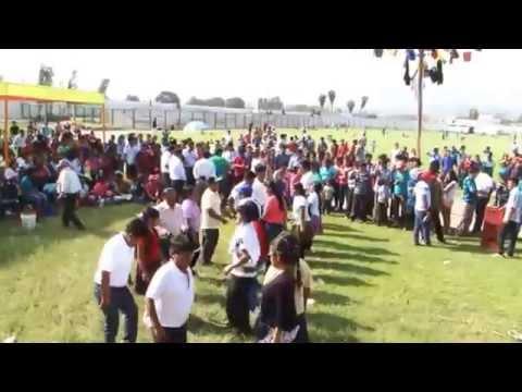 fiesta de carnavales con los embajadores de chota en paramonga 2015