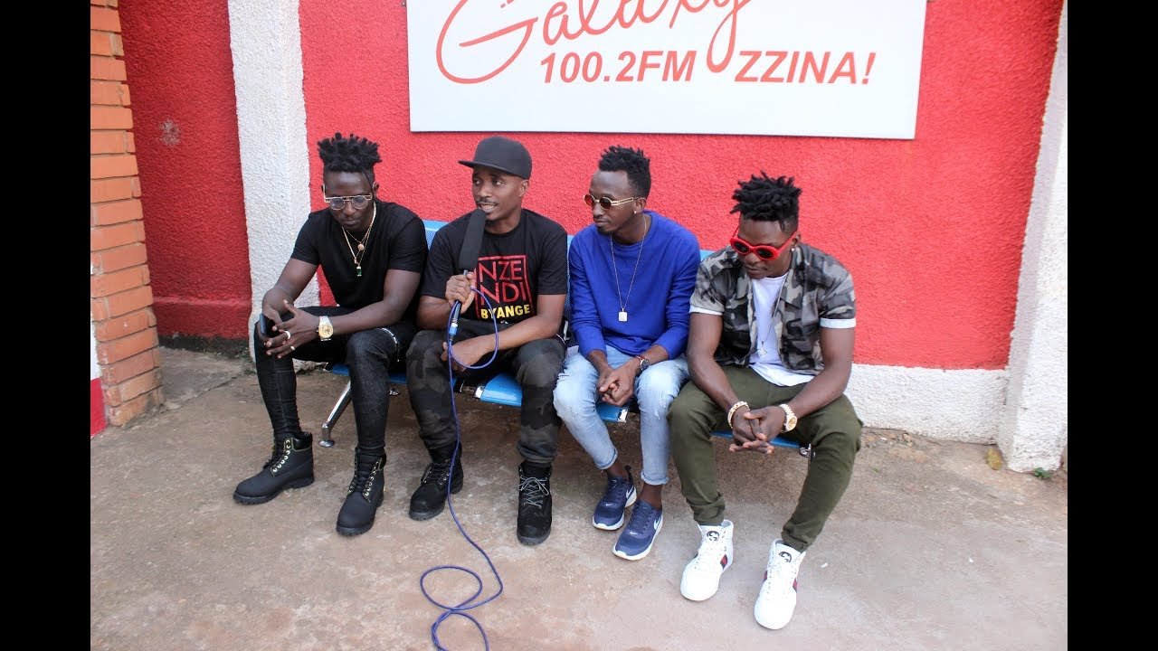 Download B2C - Gutamiza ft Radio & Weasel recognized for the 2017 Galaxy Fm Zzina weekly countdown