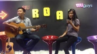 Tình Yêu Màu Nắng (Guitar Cover-re) - Roar talent in SIU