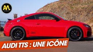 Audi TTS : Un relooking pour fêter les 20 ans