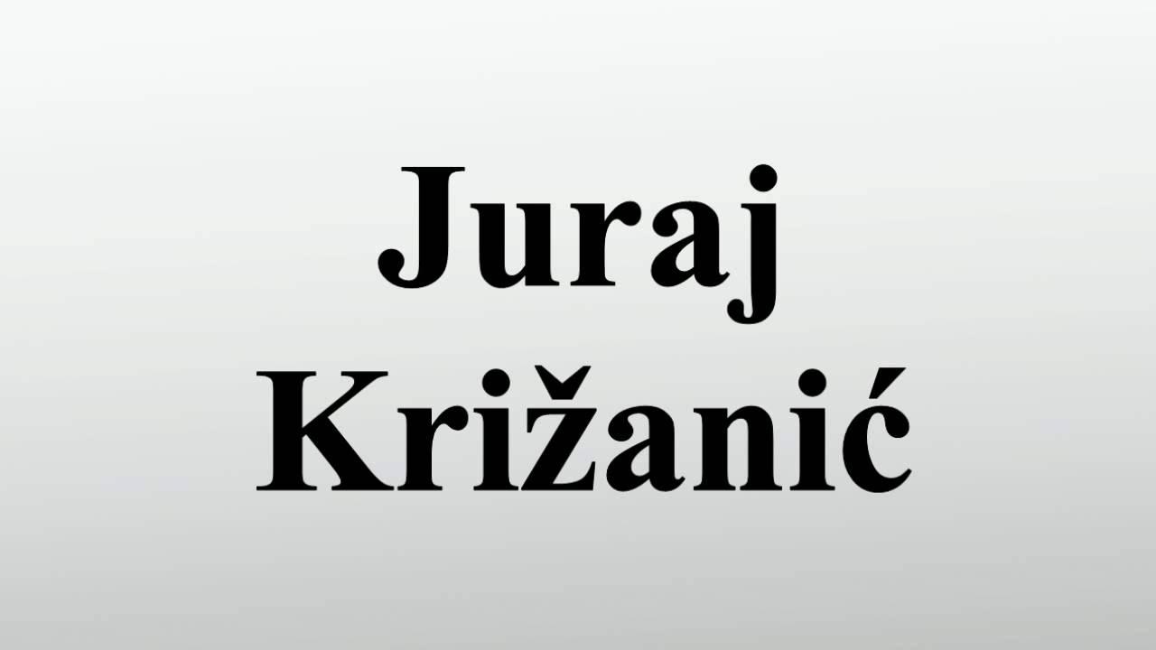 Juraj Krizanic Youtube
