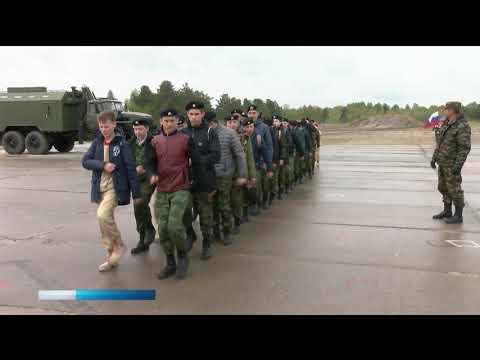 Почти 1,7 тысяча призывников отправятся на службу из Тюменской области