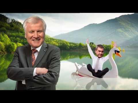 Der CSU Parteitag mit Lutz van der Horst | Heute-Show