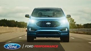 Ford's First Performance SUV: Ford Edge ST feat. Joey Logano (Episode 3 of 3) | Ford Performance