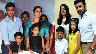 Actor Surya Cute Family Video