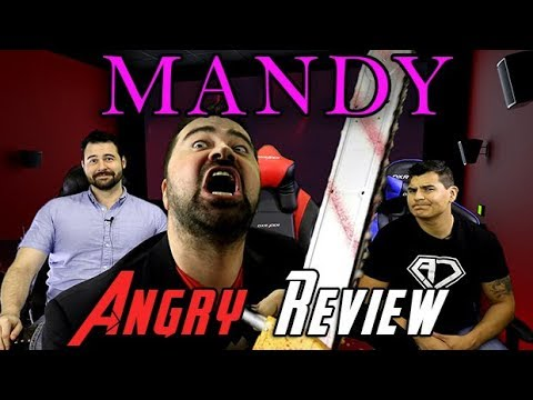 Mandy Angry Movie Review - YouTube