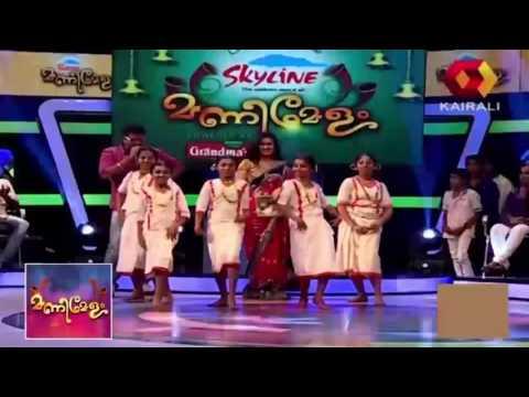 Manimelam   Kalabhavan Mani sings a Tamil song