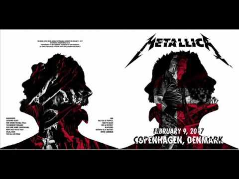 Metallica: Live In Copenhagen - February 9, 2017 [FULL CONCERT/HD AUDIO-LIVEMET]