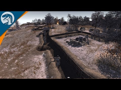 CRAZY COASTAL DEFENSE LINE | Red Tide | Men of War: Assault Squad 2 Gameplay
