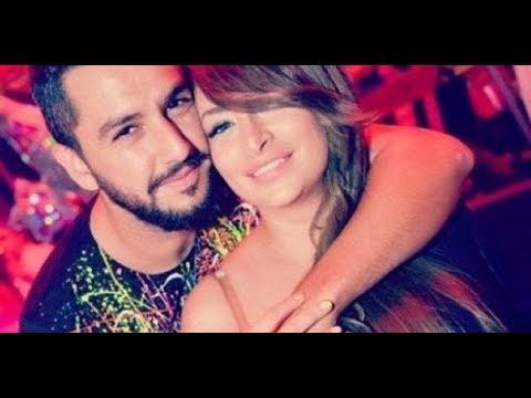 زوج ديما بياعة يثير الجدل بتقبيلها وهذه حقيقة حفيدة أم كلثوم سناء نبيل Youtube