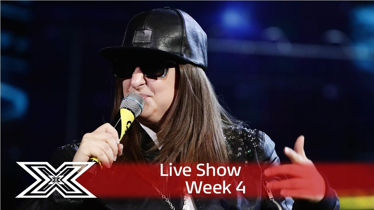 Download Honey G is out of this world with Men In Black cover! | Live Shows Week 4 | The X Factor UK 2016