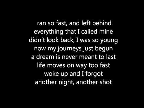 everything is fine lyrics