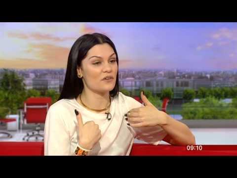 Jessie J Interview BBC Breakfast 2014