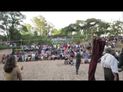Globe to Globe Hamlet:  Rwanda Venue Move