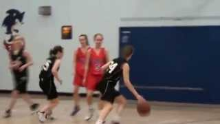 Girls Basketball Epic Fail - Hilarious!