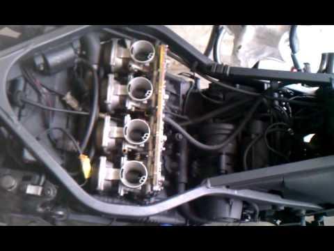 How To Sync Carbs On A  Yamaha Fz
