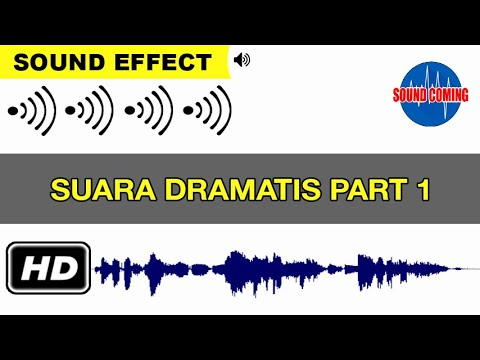 Free Sound Effect | Dramatic Soundscap, transition #1
