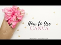 Tutorial on How to Create Beautiful Graphics Using Canva