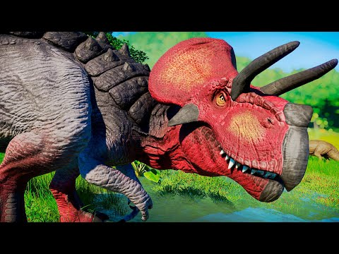 Invadiram meu Território! Suchomimus Estrategista + Shantungosaurus! | The Isle Survival | (PT/BR) from YouTube · Duration:  11 minutes 39 seconds
