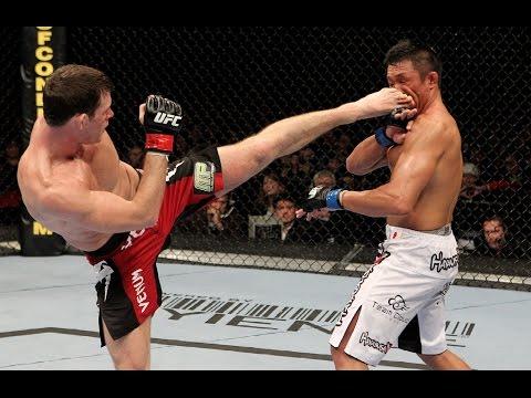 Нарезка нокаутов [MMA,UFC] № 2