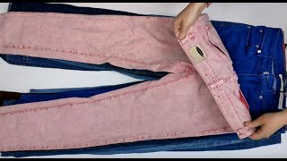 876 Fashion Брюки женские ИТАЛИЯ 20121808 25кг 59ед