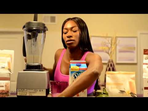 Create A French Vanilla Complete Smoothie With Ashley Nickole