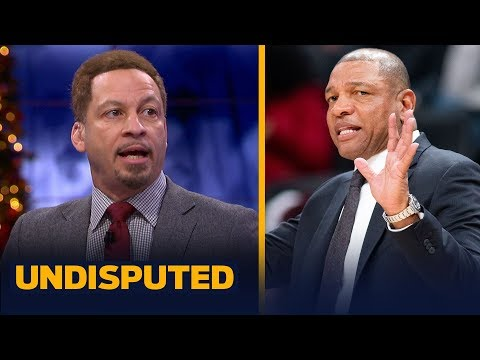 Doc Rivers' comments were a shot at Lakers organization, not LeBron — Broussard | NBA | UNDISPUTED