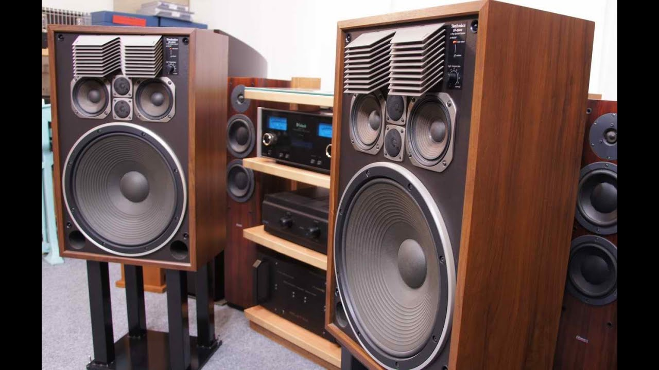 Technics Sb G500 Speakers 4 Way Di Sbisa Audiocostruzioni