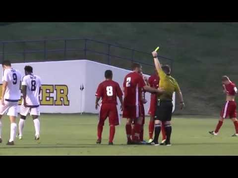 Lipscomb Men's Soccer -  Florida Atlantic Highlights