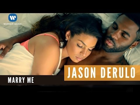 Jason Derulo - Marry Me (Official Music Video)