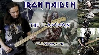 Iron Maiden - The Clansman full cover collaboration